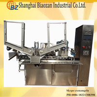 Full automatic oil paint tube filling sealing machine