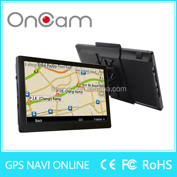 Promotion sale 7 inch auto gps navigator with india map 716 factory bottom price