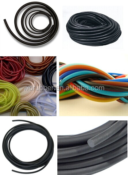 Excellent Quality Extruded Neoprene Rubber Cord for Sealing