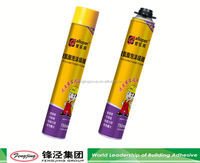 Top fashion simple design pu foam sealants with competitive price