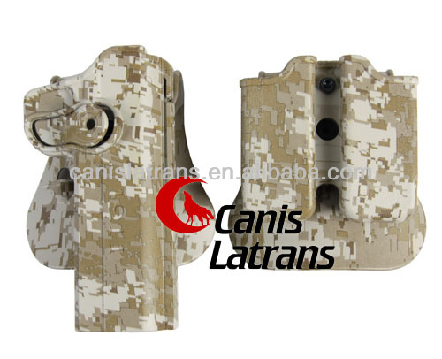 Military Tactical MOLLE 1911 Pistol Holster (Right Handed)
