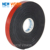 2016 China Wholesale 1mm PE/EVA Foam Tape Double Sided Adhesive Tape With Red Liner