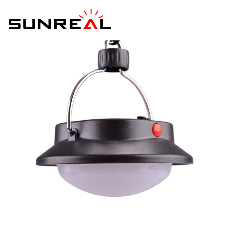 Sunreal Popular Outdoor Camping Light 60 LED Portable Tents Umbrella Night Lamp Hiking Lantern Household Emergency Lights For AA
