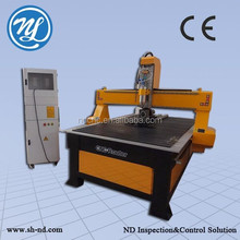 NDCNC 4 axis CNC router with rotary axis 1325