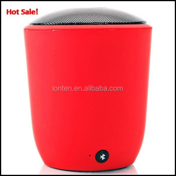 Wireless Bluetooth Speaker Hands Free Speakers For Phone PC Computer Player(<strong>N12</strong>)