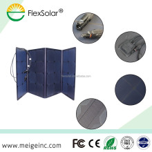Wuhan FlexSolar semi-flexible foldable solar panel system for ourdoor