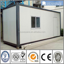Easy Installation Portable Flat-pack 20 ft container van Made in China