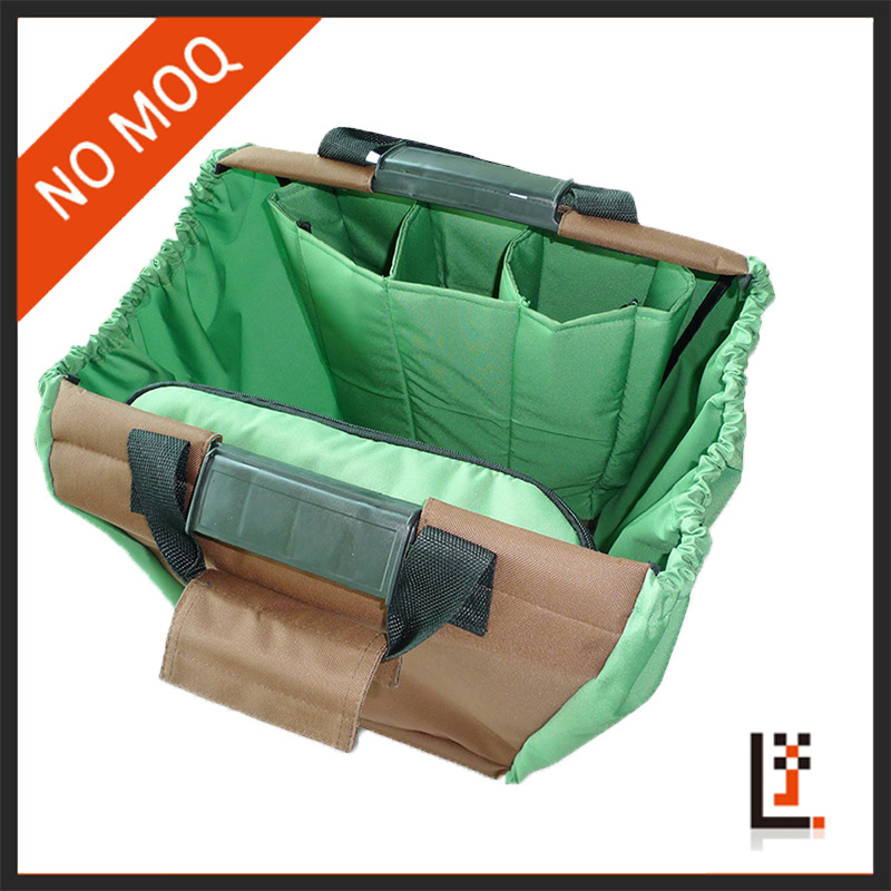 Reusable Trolley Shopping Bag / Trolley Bags Supermarket