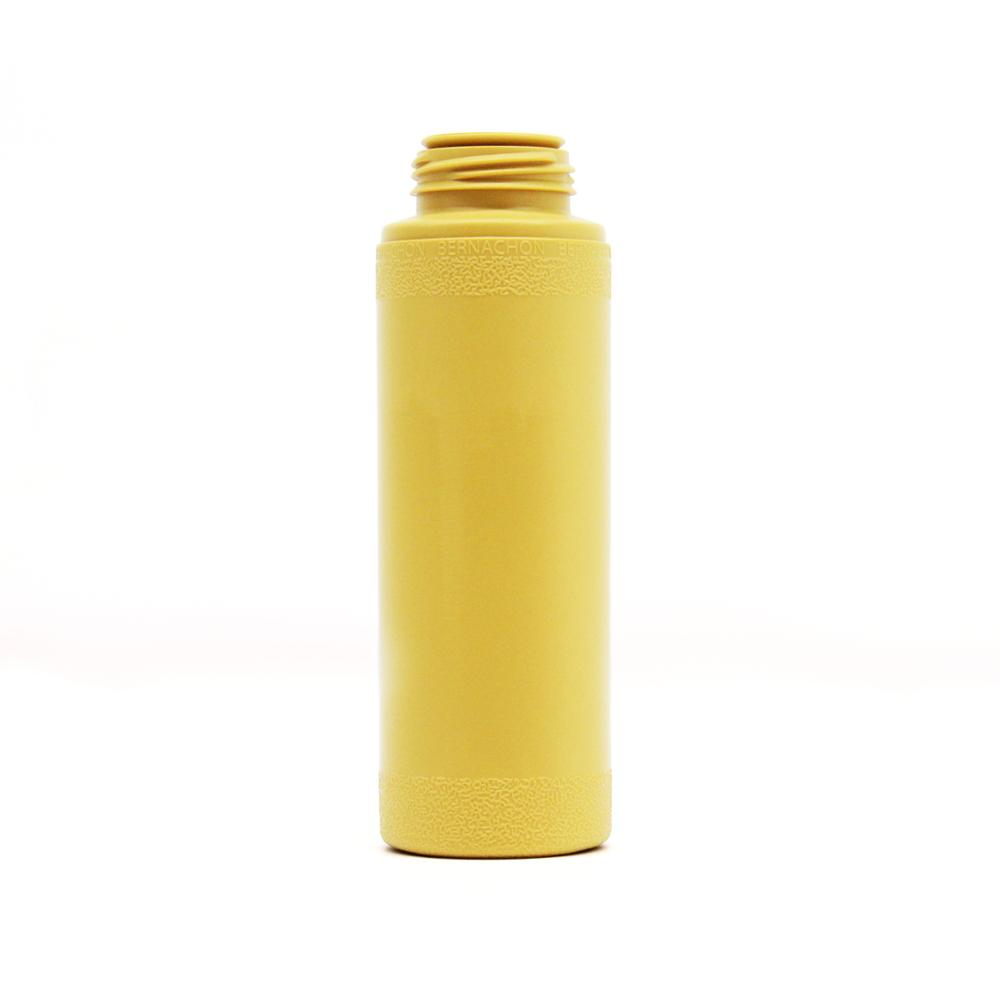 Free sample Food Grade Plastic Material 250ml PE Bottle for Coffee Drink
