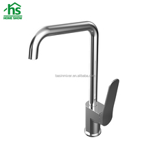 New design single level hot cold water kitchen mixer tap
