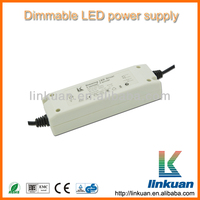 variable resistance /0-10V/PWM LED driver 220V with three-in-one dimming
