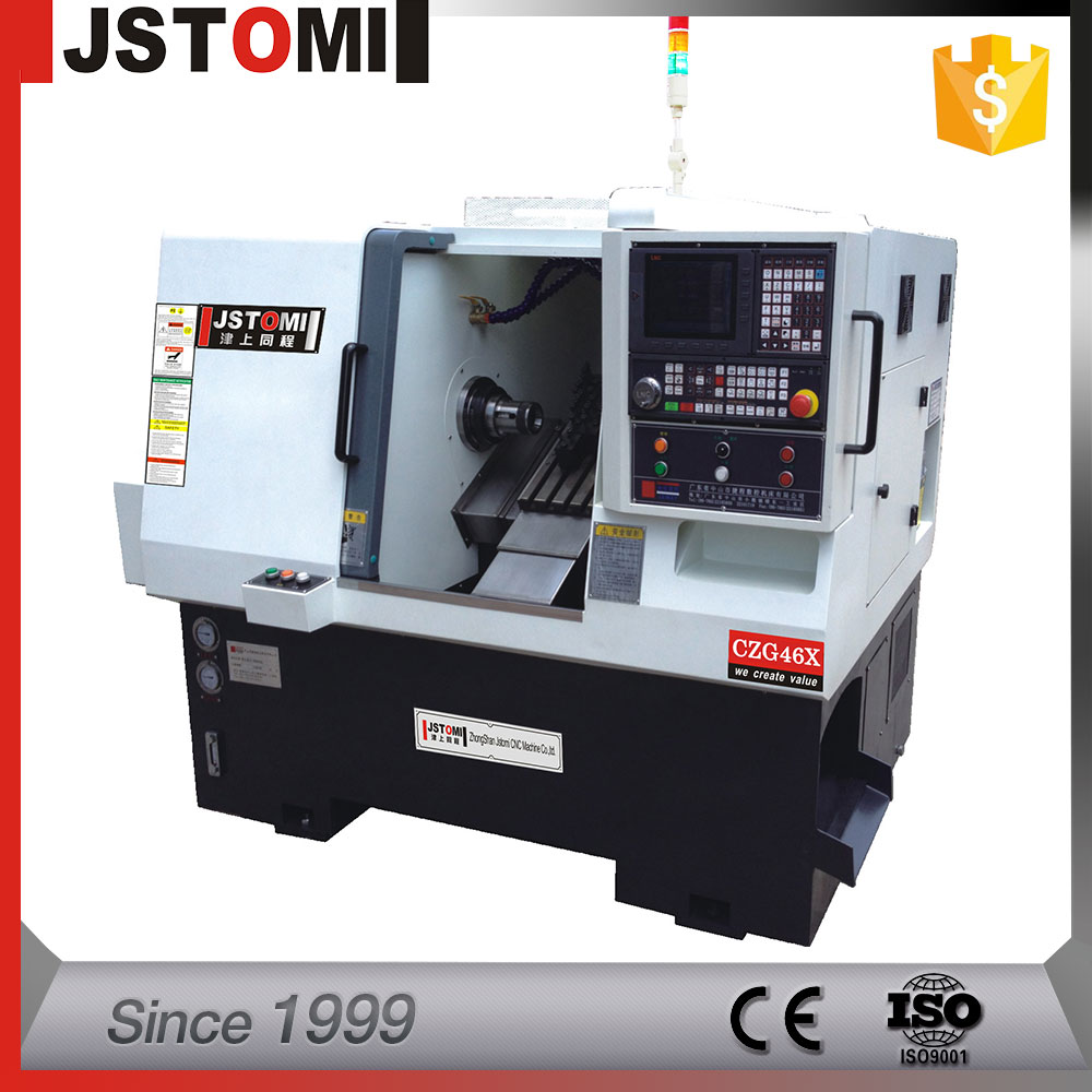 Cheap New Horizontal Type 4-Axis Complex CNC Lathe With C Axis
