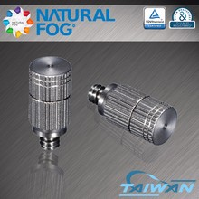 Taiwan Natural Fog Anti Drip Cleanable High Pressure Misting Nozzle Sprayer