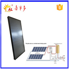 Hot sales CE approved water thermal system by flat panel solar water heater collectors