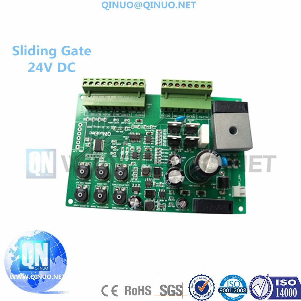 Factory price 24V DC automatic swing gate control board for sliding door