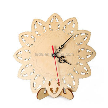 Digital Type decorative wall clock