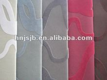 polyester plain embroidery design fabrics/upholster furniture fabrics for sofa
