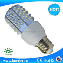 household 6W white led corn light bulbs 12 volt e27 e26 b22 led corn