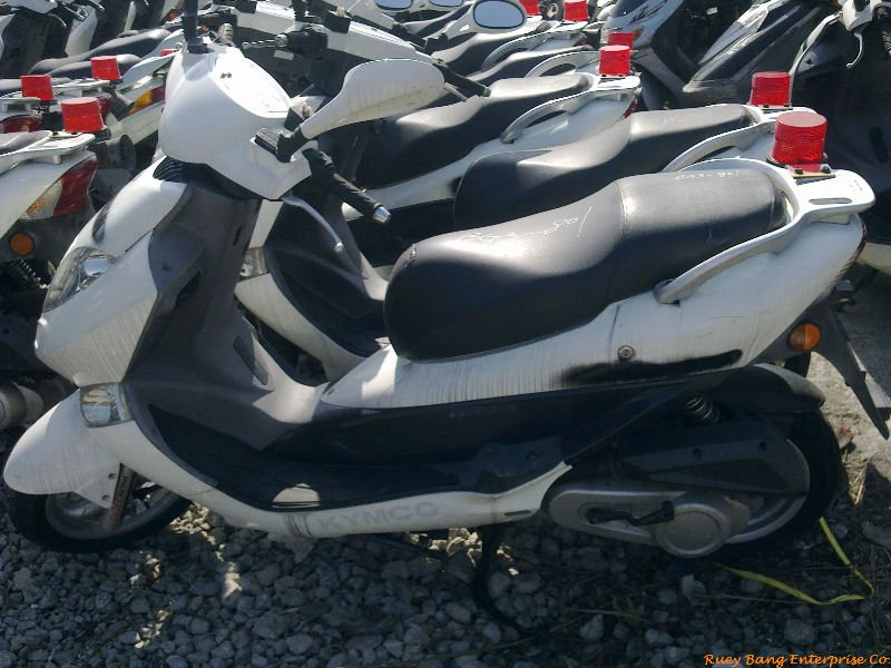 KYMCO EGO SCOOTER / MOTORCYCLE ( 150 CC ) FOR SALE