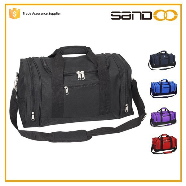 Outdoor 600D Polyester Travel Duffle Bag, Waterproof Weekend bag 2016
