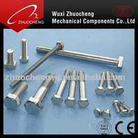 stainless steel carbon steel high strength screw