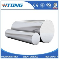 Polished Galvanized Stainless Steel Round Rod for Sale