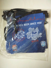 CHICAGO CUBS / OLD STYLE FLAG STRING BANNER BAR SIGN