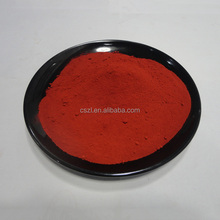 bitumen colouring pigment iron oxide red