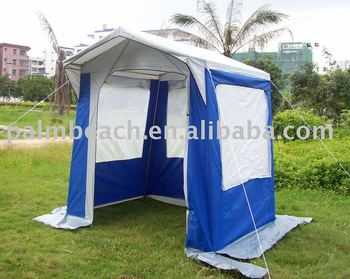 Kitchen tent buy kitchen tent storage tent outdoor tent for Tente cuisine camping