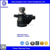 HINO E0102 Power Steering Pump FOR RENAULT