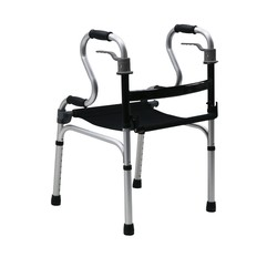 Old people Disabled Aluminum with seat new model rollator walker aids