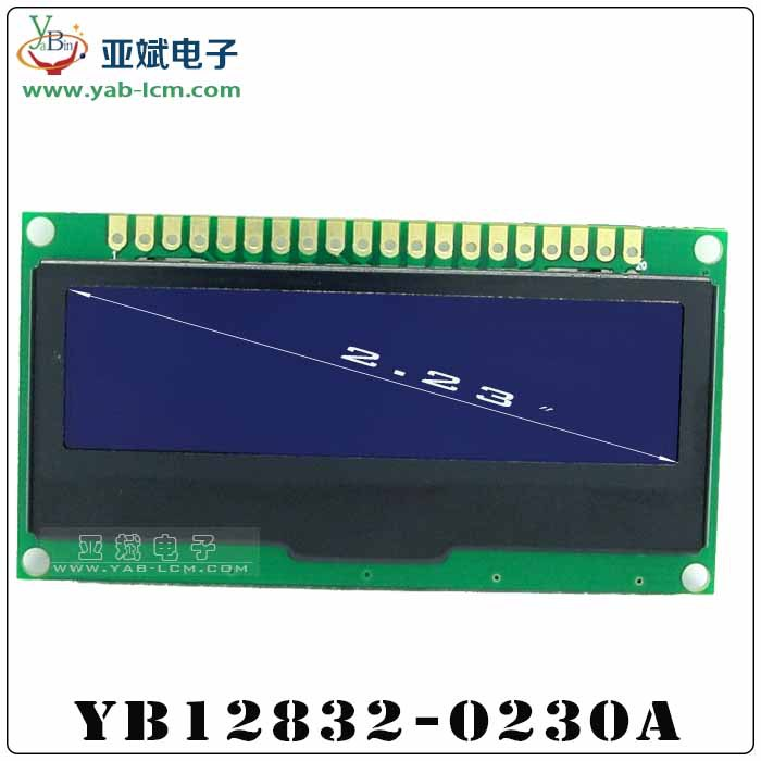 2.23 inch OLED12832 on time delivery orders for more than the price can be favorable