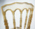 wedding party stacking crown chair plastic banquet napoleon chair