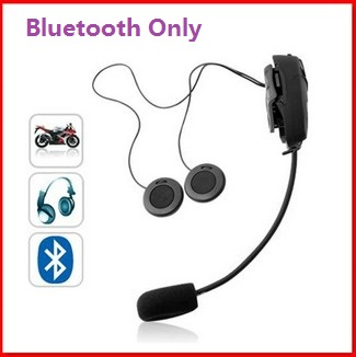 Bluetooth Wireless Motorcycle Helmet Headset BT9083 without intercom WITH FM