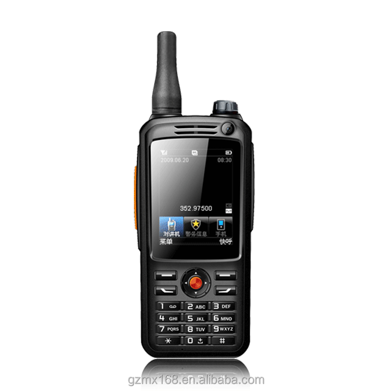 Mstar CK290 dual sim card two-way radio 100 mile walkie talkie with wifi