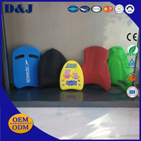Stock Safty Micro Training Aid Floating Board Kick Board EVA Swimming Kickboard For Kids And Adult