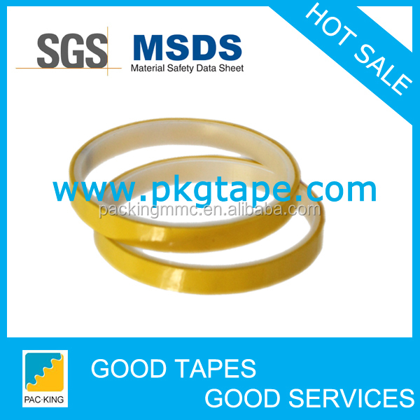 Roll Type And Coated Treatment Custom Mylar Adhesive Tape From China