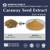 high quality 10:1 20:1 organic bulk caraway seed extract