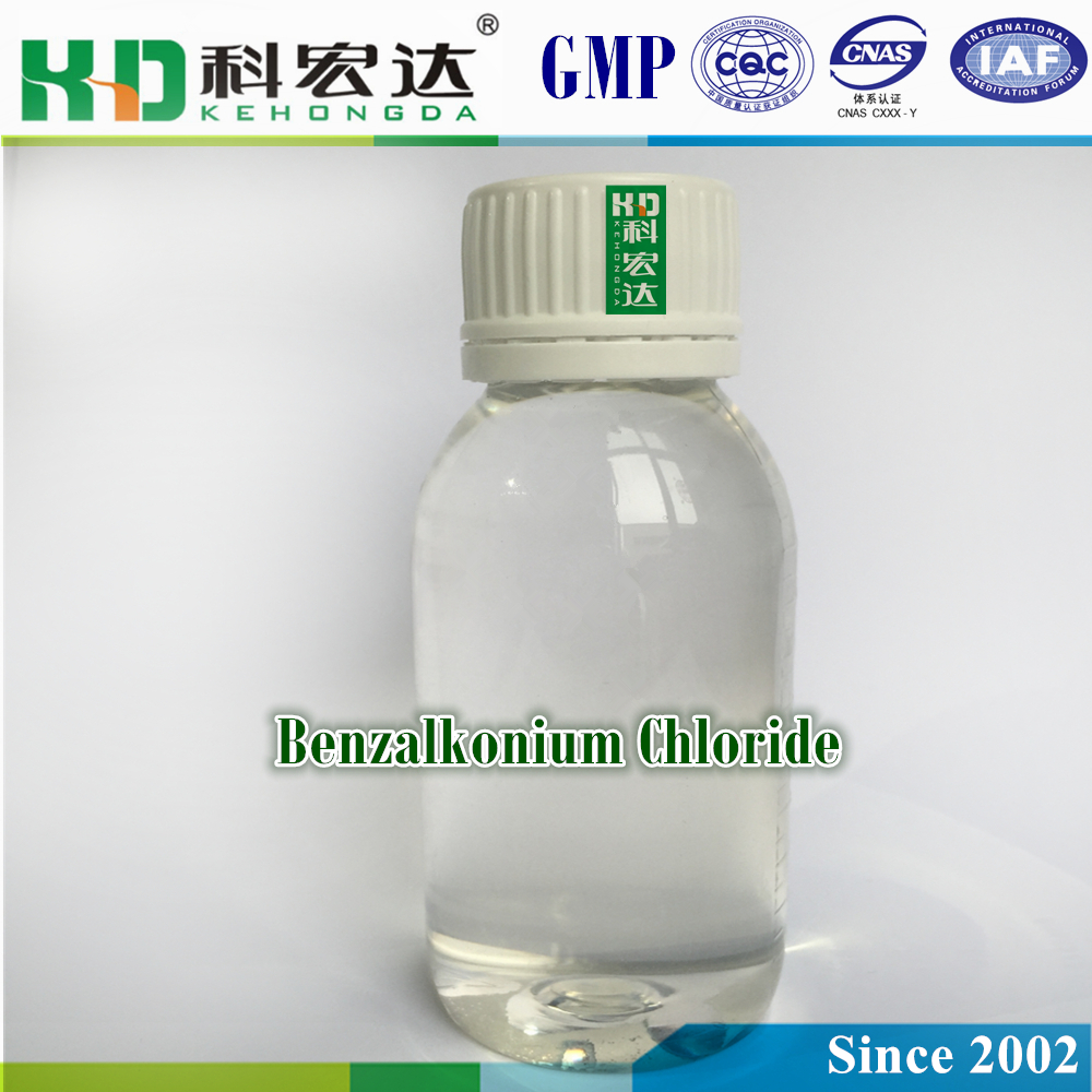 80% Benzalkonium Chloride for livestock, poultry, bee disinfectant