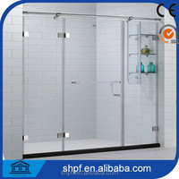 cheap dubai clear shower room(PF020)