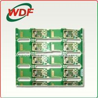 children's point of reading pen pcb board