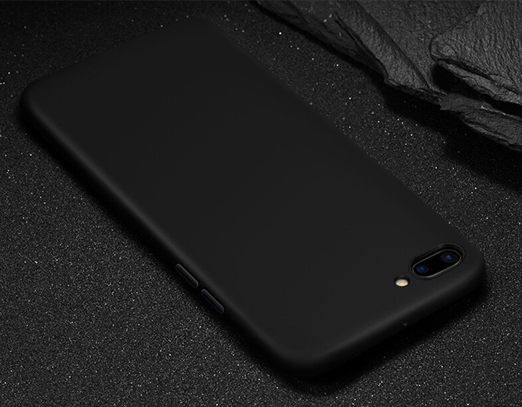 DFIFAN Newest mobile accessories cover for oneplus 5 ,High protective matte black case cover for one plus5