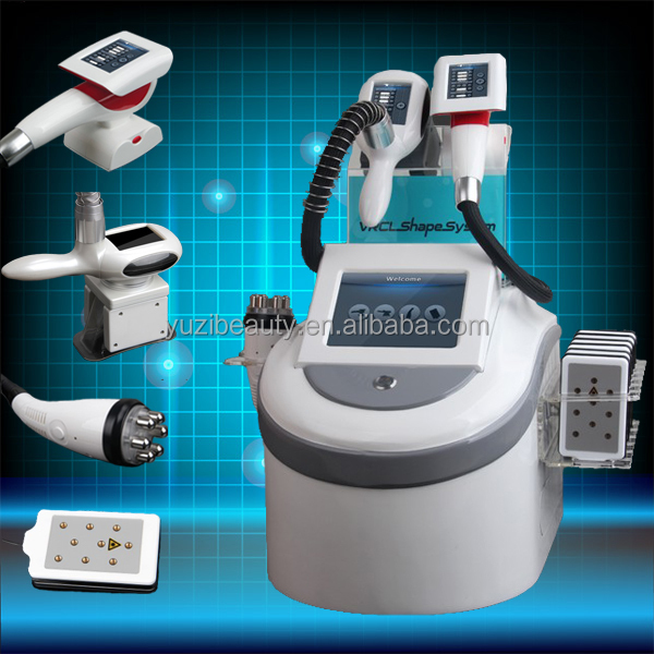 RF High quality portable fat freezing venus freeze machine for home use