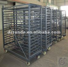 CE Approved large automatic incubator hatcher eggs trolley for chickens