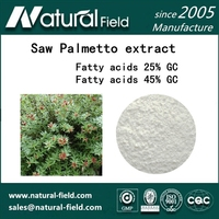 Saw Palmetto Extract Powder 25% by GC