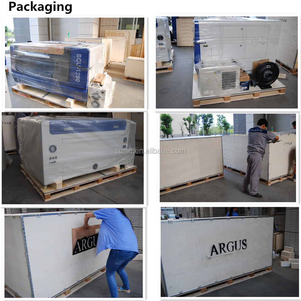 Laser engraving machine cutting machine price SCU1060 60w 80w 100w 130w laser cutting machine
