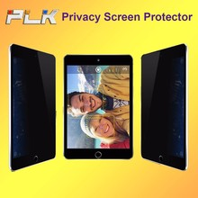 China Manufacture 2 Ways Anti Spy Privacy Filter, Switchable Privacy 9H Tempered Glass Screen Protector For iPad Mini