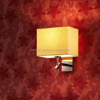 Modern Gypsum Plaster interior led wall light hot sales up and down modern hotel indoor wall light