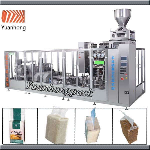 china Automatic dry dates Vacuum Packing Machine