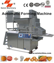 Automatic Meat Hamburger Patty Forming Machine/Hamburger Processing Line